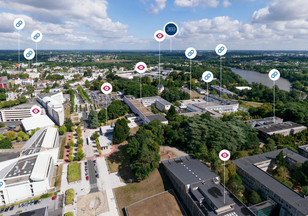 Campus à 360°