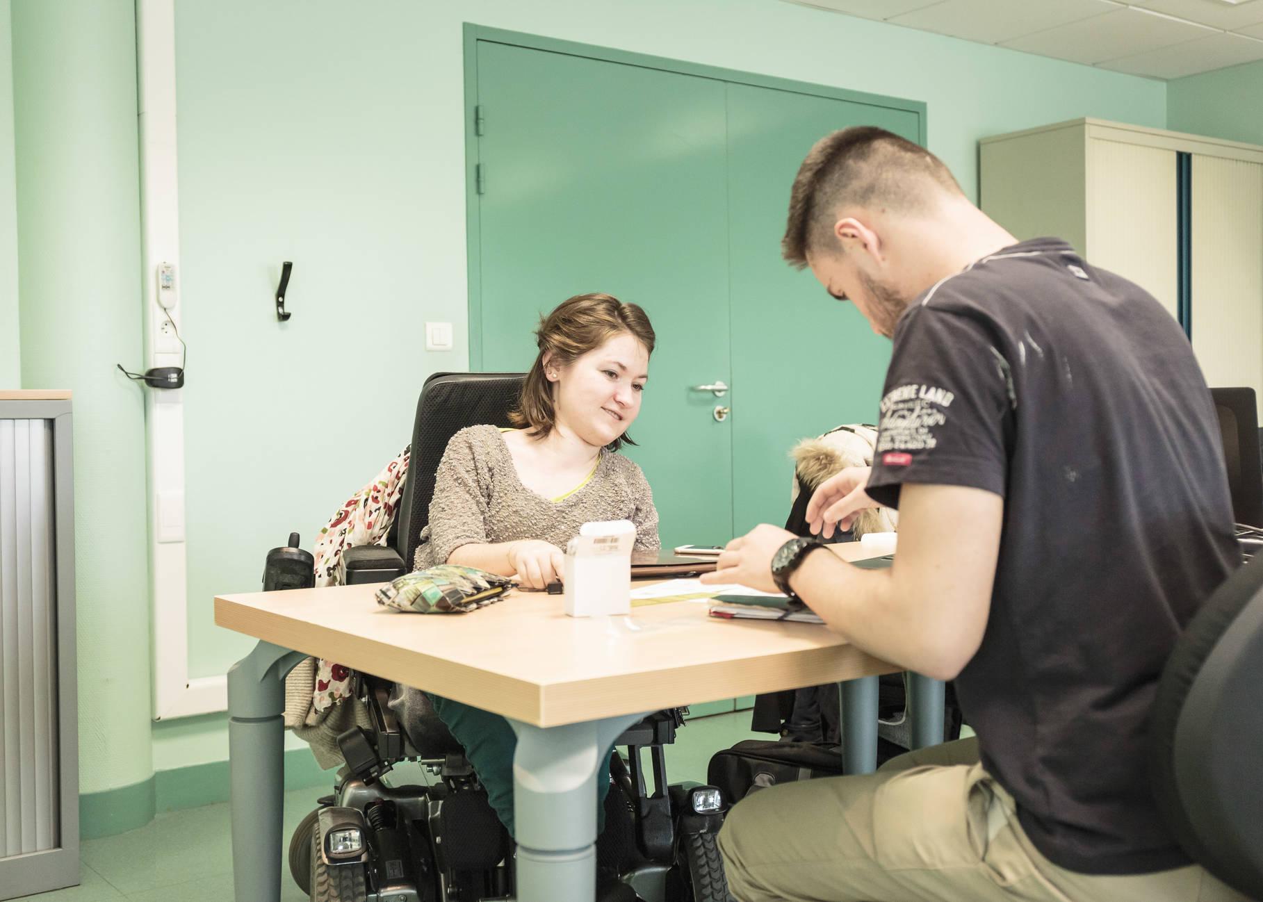 Accompagnement du handicap