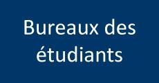 Bureaux des étudiants