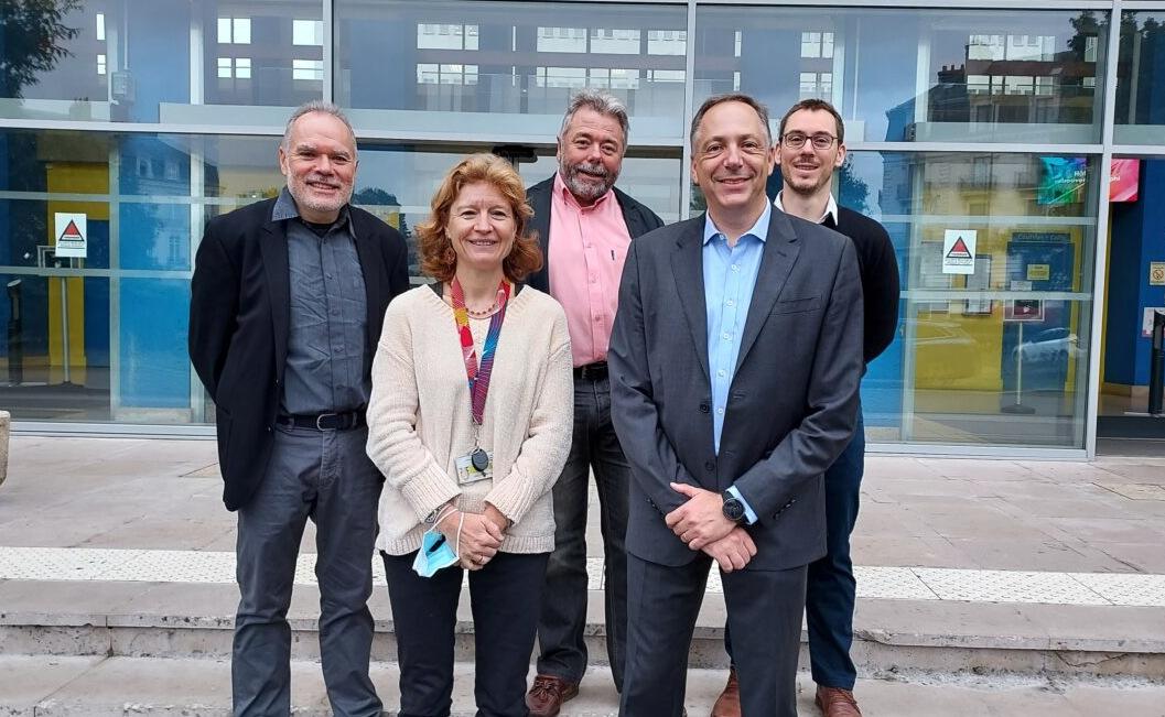 BioMAdvanced Diagnostics staff 2021