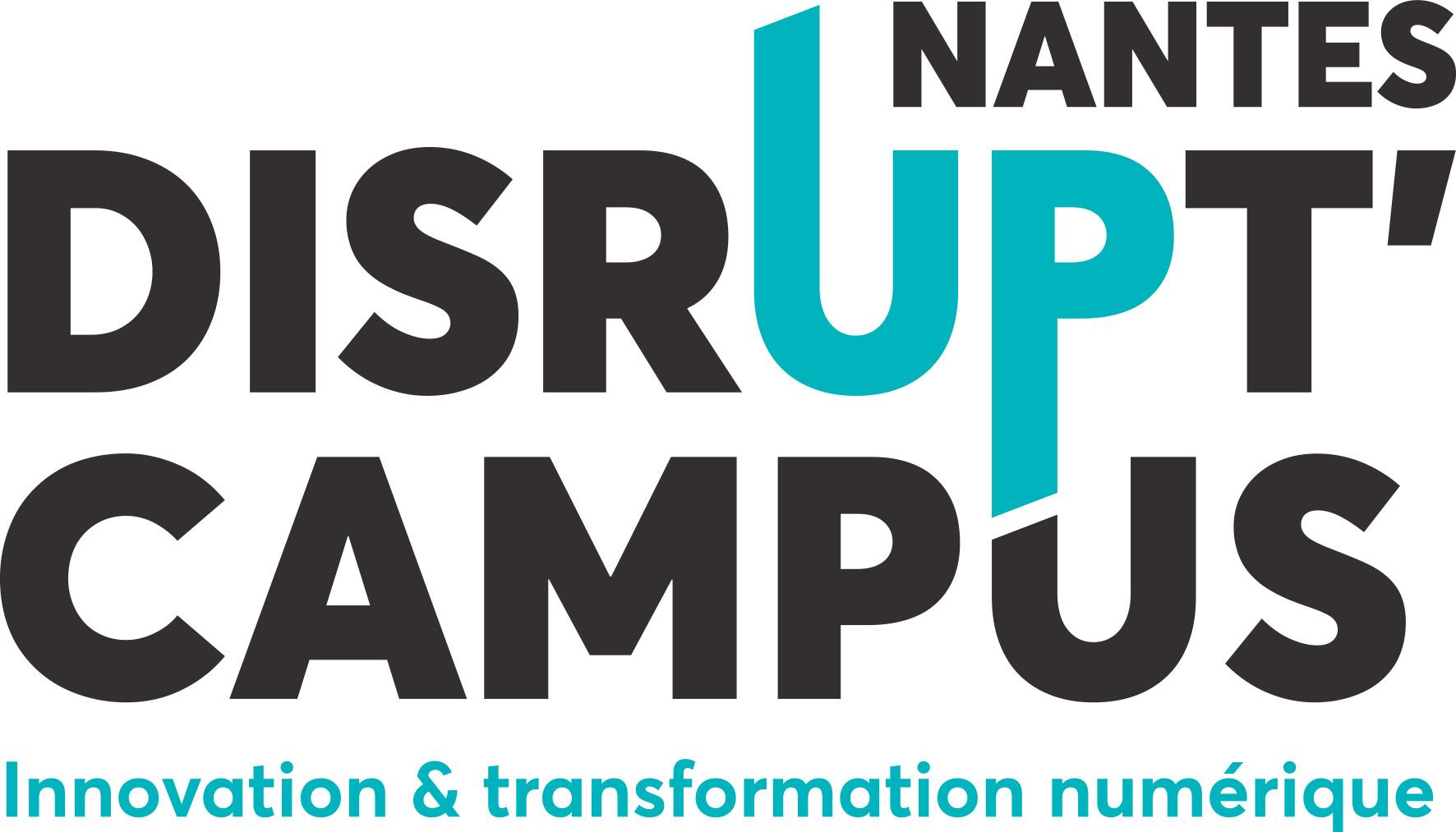 Disrupt' Campus Nantes - innovation et transformation numérique