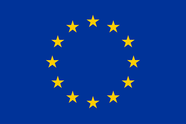 Logo drapeau EU