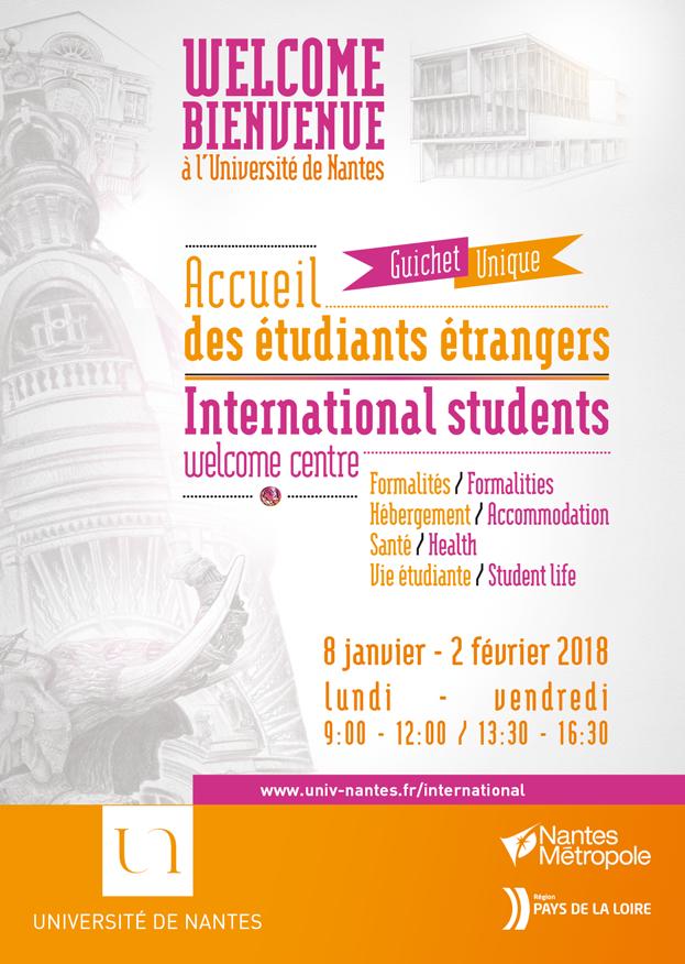 Guichet Unique - Second semestre 2017-18