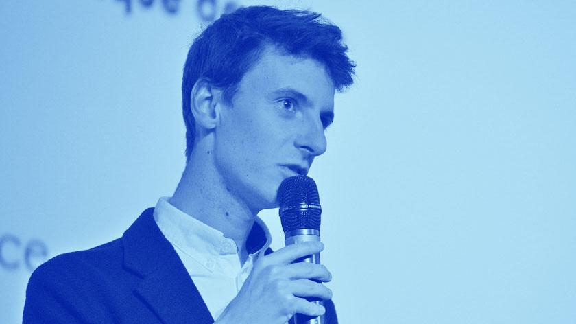 Guillaume Brunet - Université de Nantes - étudiant-entrepreneur