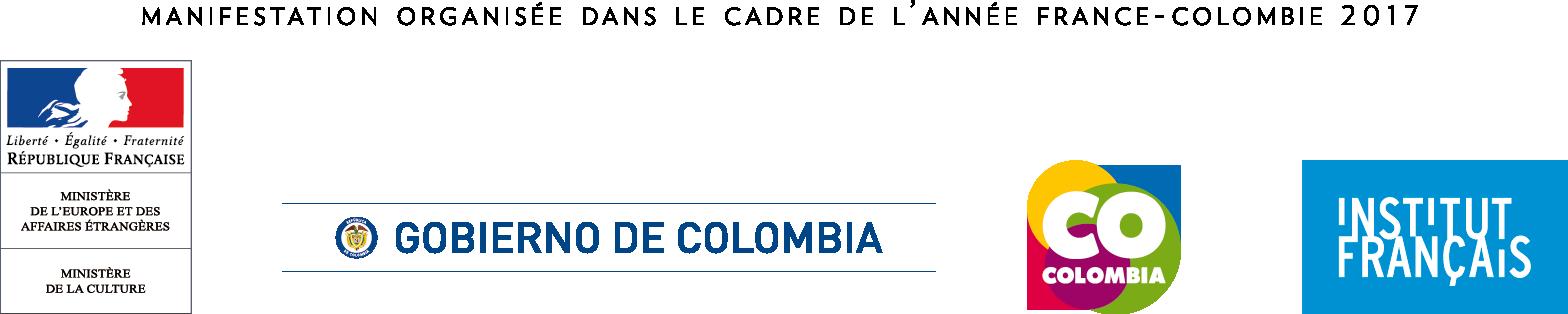 bandeau institutionnel Année France-Colombie