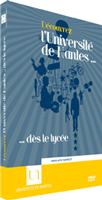 Boitier DVD Université Lycée