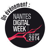"""Un événement """"Nantes Digital Week 2014"""""""