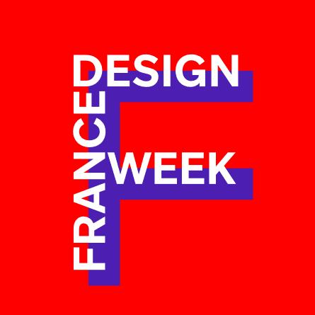 logo france design week 2021