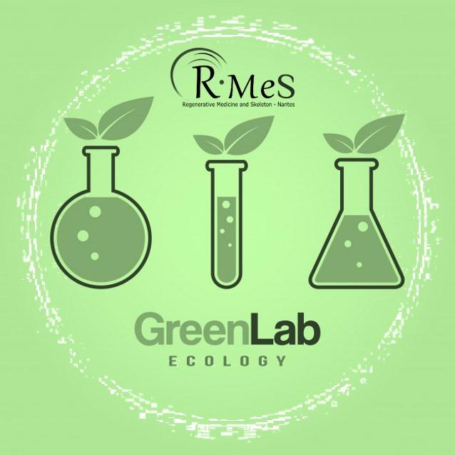 Logo Green Lab RMeS