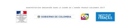 Logo France Colombie 2017