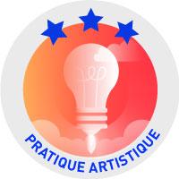 Open Badge Pratique artistique