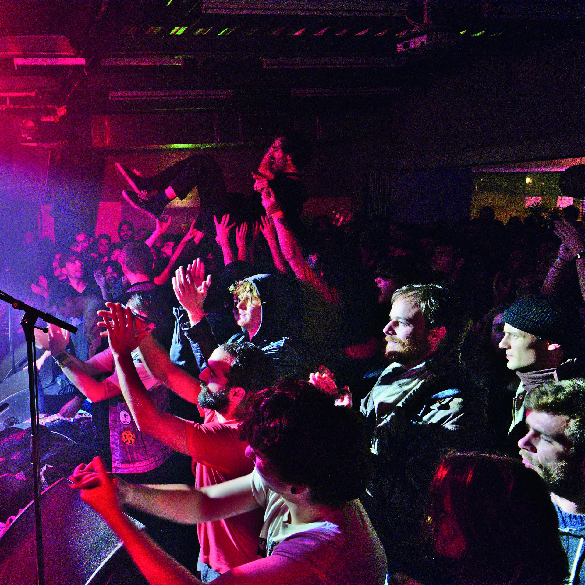 Concert Metz +Le Villejuif Underground +Drahla