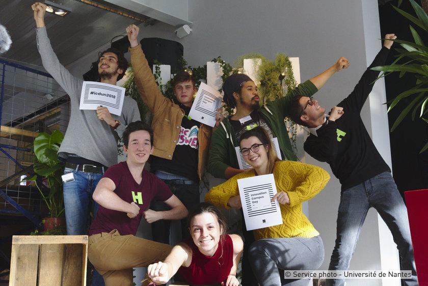 Innovation Campus Day 2018 - Université de Nantes